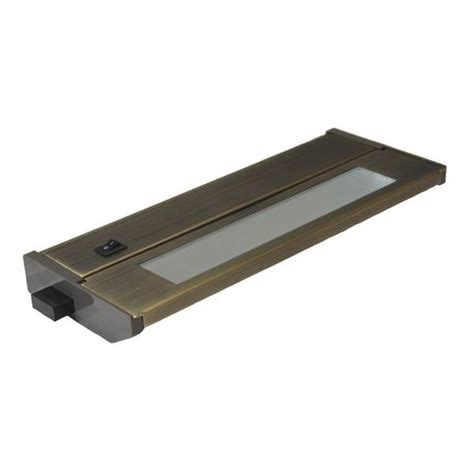 American Fluorescent Lighting Fixtures Manufacturers American Lighting 42482 Bronze 10 Quot 6 Watt 3000k Hardwire Priori T2 Fluorescent