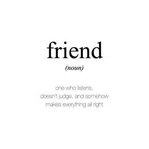 what is friend
