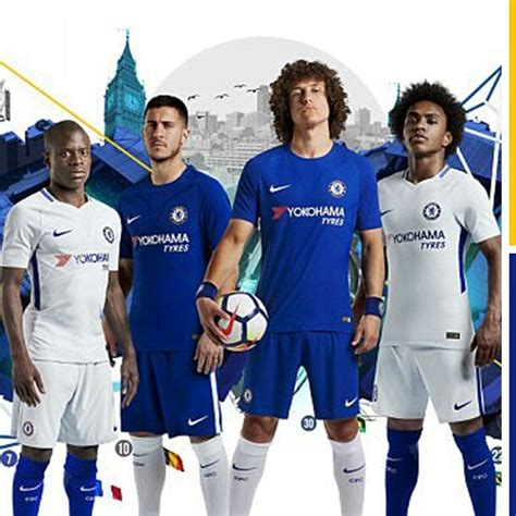 Chelsea Away Jersey 2017 2018 001 chions chelsea launch new 2017 2018 nike jerseys