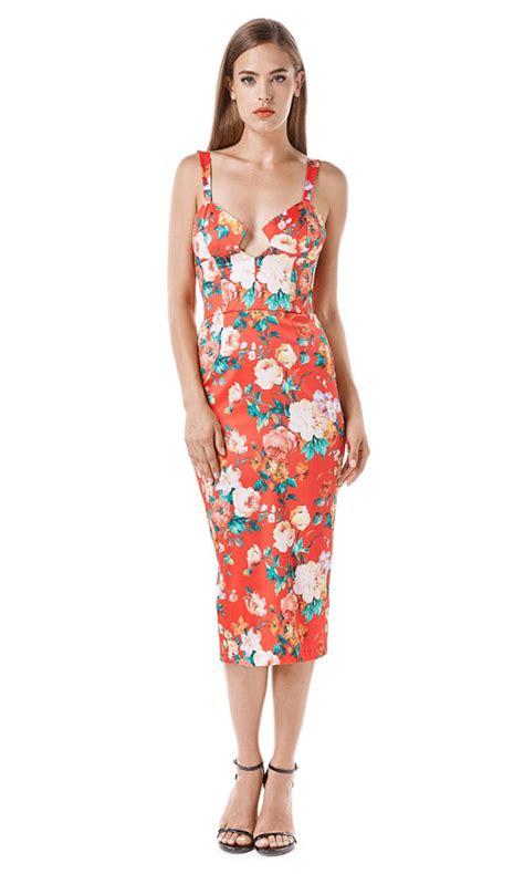 Flower Midi Dress W7989uio I flower midi dress uk