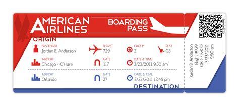 boarding pass cool design boarding pass google search print design