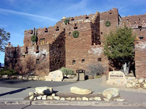 hopi house grand canyon village rim trail silver spur tours private luxury tours of arizona