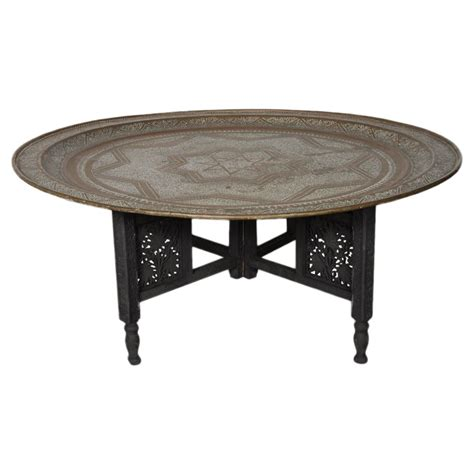 moroccan metal coffee table coffee table design ideas