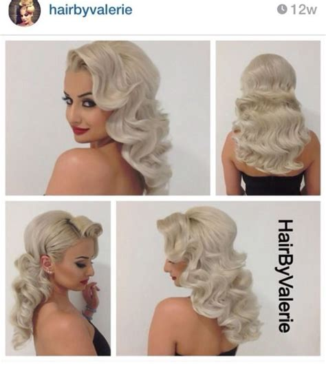 universal hairstyles black hair up do s 55 best finger waves images on pinterest hairstyles