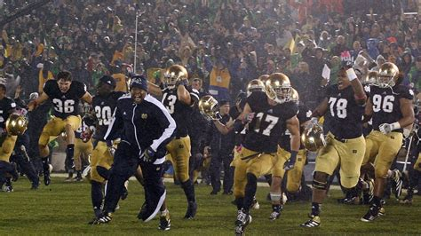 Notre Dame Mba Chicago Ranking by College Football Rankings 2012 Notre Dame Up To No