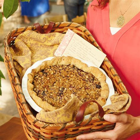 Mulberry Pie Recipe   Hallmark Ideas & Inspiration