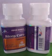 Obat Tidur Sleep Care Capsule harga dan manfaat sleep care capsule vig power capsule