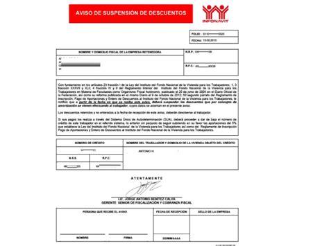 constancia de impuestos del infonavit carta de retencion impuestos infonavit imprimir hoja de