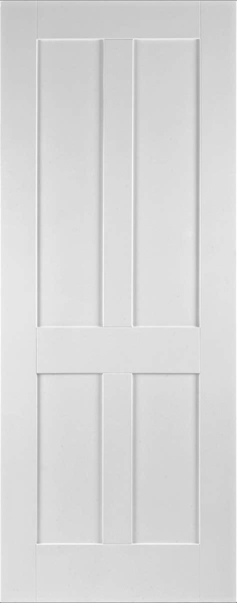 solid white interior doors shaker 4 panel white solid glazed doors