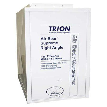 trion air bear  angle media air cleaner walmartcom