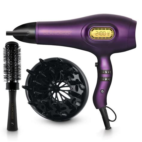 Hair Dryer Used In Salons glamoriser salon results hair dryer free shipping