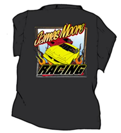 Racing T Shirt Templates Racing Tshirts For Dirt Track Race Teams Crews Drivers And Fans