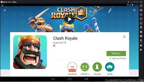 royale pc clash royale pc untuk windows xp 7 8 10 dawihere