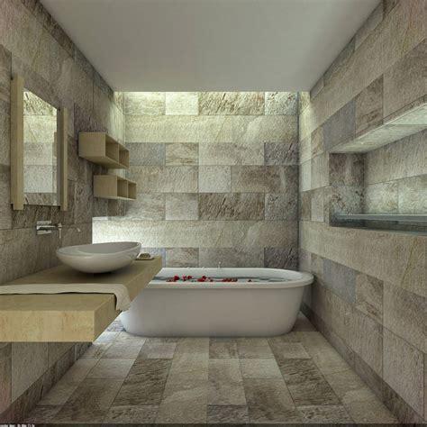 gem bathrooms 30 contoh desain kamar mandi lantai batu alam renovasi