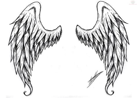 devil wing tattoo designs eagle wings design clipart panda free clipart images