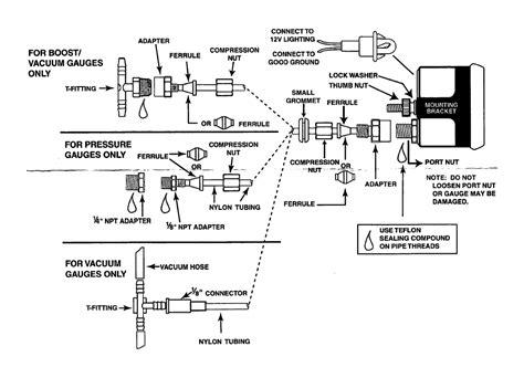 autometer boost wiring diagram 36 wiring diagram