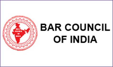 Bar Council Recognition From Bar Council Of India Dewan V S