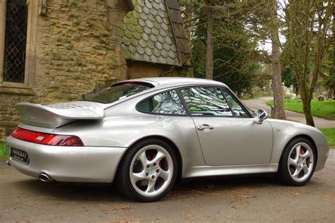 Porsche 3 6 Turbo by Porsche 993 Turbo 3 6 Coupe Awd