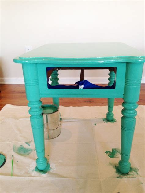 painting end tables ideas how to paint furniture diy painted end tables the