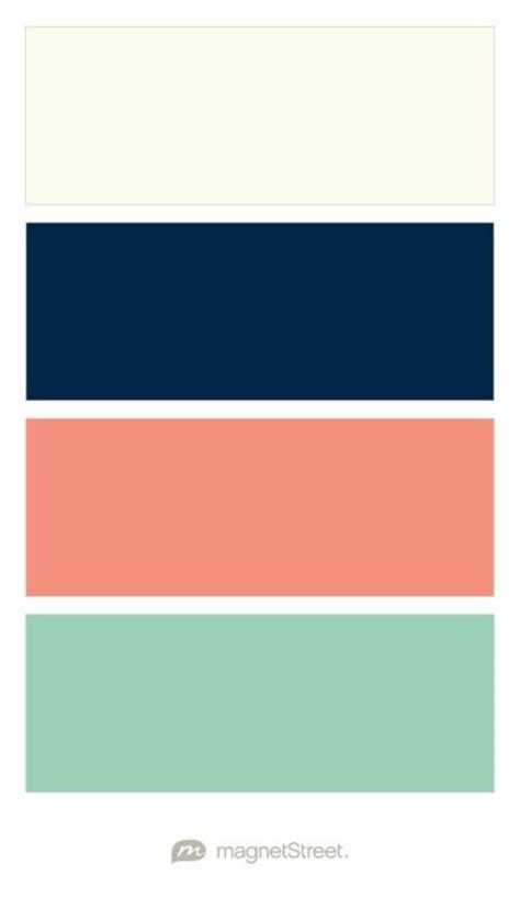 color scheme mint green and grey eclectic living home ivory navy coral and mint i want my wedding to include