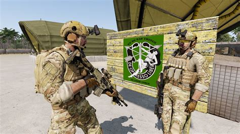 Special Army us army special forces rhs units armaholic