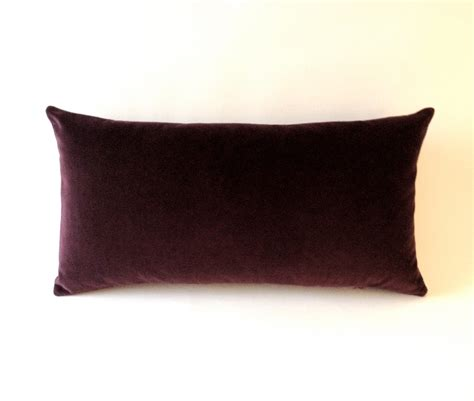 Wine Colored Throw Pillows by Aubergine Wine Decorative Bolster Throw Pillow Medium