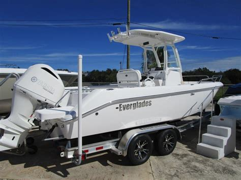 everglades boats in florida everglades boats 230cc boats for sale in rockledge florida
