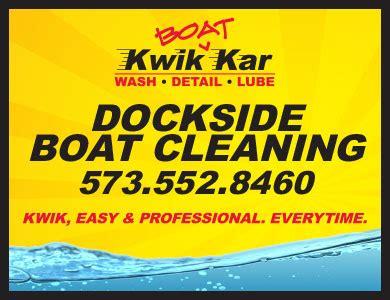 kwik kar boat club road hours kwik kar mo home