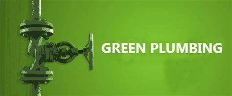 Green Plumbing Green Simply Plumbing