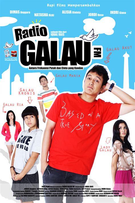 film romantis galau indonesia radio galau fm rilis official poster unik kapanlagi com