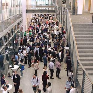college  engineering networking reception louisiana state university