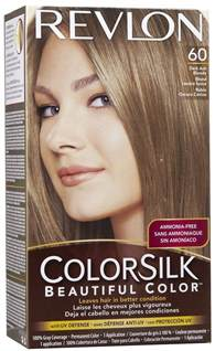 box hair dye colors revlon colorsilk hair color ash 60 1 kit ebay