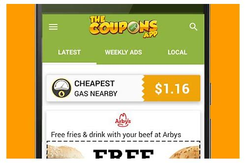 daily coupon app