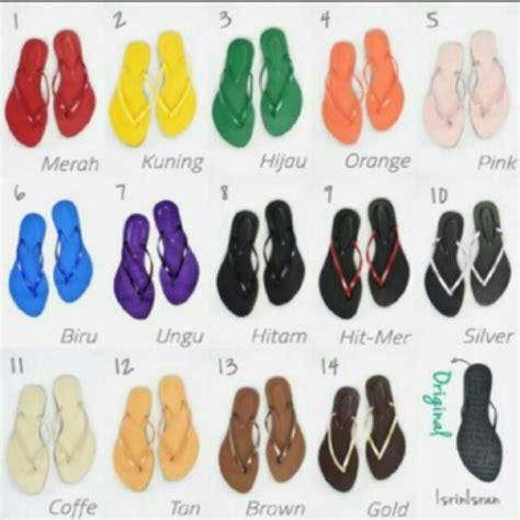 Sandal Original Isran Isrin jepit isrin isran original shopee indonesia