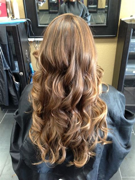 highlight low light brown hair natural brown hair with low lights hair pinterest