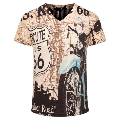 Vintage Printed T Shirts Mens by Aliexpress Buy Retro Motorcycle 3d Printed T Shirt 2017 Vintage S Shirt Brand Top