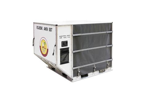 Air Freight Manufacturing by Air Freight Container Vrr Aviation Akn Series Vrr Aviation Air Cargo Storage Terminal And