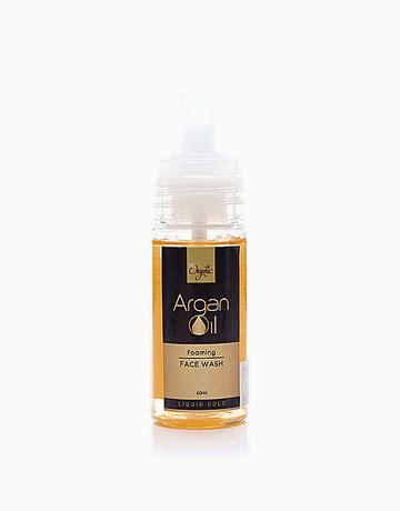Argan Lotion 60ml argan foaming wash 60ml by be organic bath