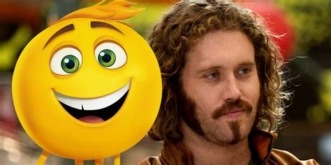 film star emoji tv and movie news t j miller praises the emoji movie s