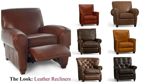 pottery barn leather recliner 5 simple tips for decorating with leathers recliners to