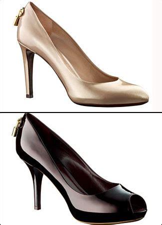 Sale Lv D3206 High Heels Sepatu Hak Wanita sepatu terbaru louis vuitton untuk pre fall 2012