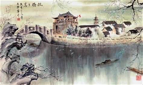 china painting pictures