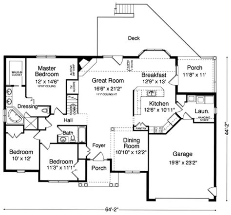 the wexford ii floor plan zeilman homes inc