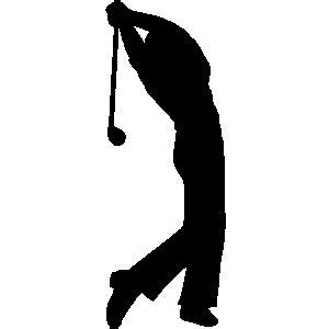 golf swing silhouette golf swing silhouette clip art 20