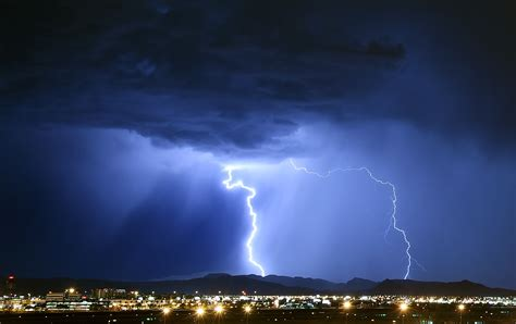 marina power and lighting thunder lightning and tornadoes where do they come from