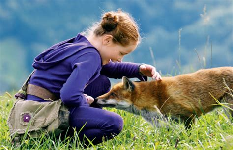 libro the fox and the la ni 241 a y el zorrito cine premiere