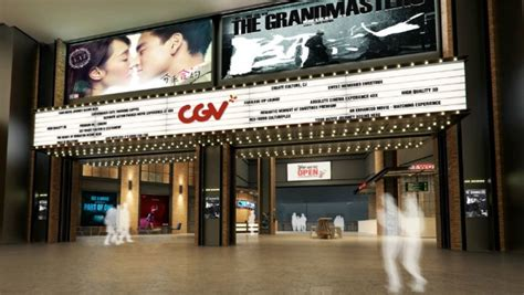 cgv xingxing international cinema cj cgv wants to keep growing its chains variety