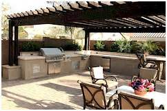 Backyard Entertaining Landscape Ideas Arizona Back Yard Landscape Ideas Arizona Backyard Entertainment Areas Favorite Places