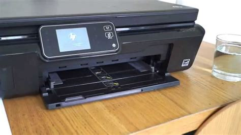 Printer Hp Photosmart 5510 how to fix an hp photosmart 5510 that won t print black ink 5515 5520 5524 versi on the spot
