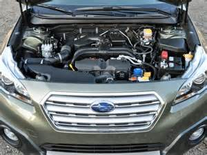Subaru Outback 4 Or 6 Cylinder Driven 2015 Subaru Outback Has Been Redesigned For